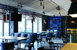 мебель для ресторанов, кафе и баров